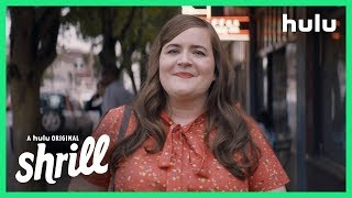 Shrill Trailer Official  A Hulu Original
