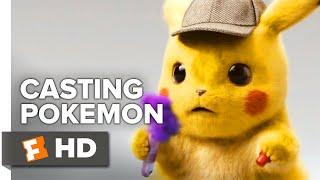 Pokmon Detective Pikachu 2019  Casting Detective Pikachu  Movieclips Trailers