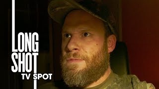 Long Shot 2019 Movie Official TV Spot Salute  Seth Rogen Charlize Theron
