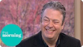 Roger Allam on the Return of Endeavour  This Morning