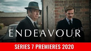 Series 7 of Endeavour renewed for 2020 Shaun Evans  Roger Allam will be back