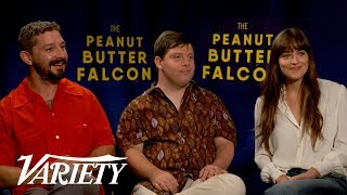 Shia LaBeouf on How Filming The Peanut Butter Falcon Changed His Life