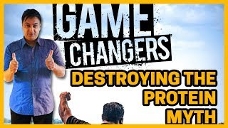The Game Changers Documentary 2019  Dismantle The Protein Myth