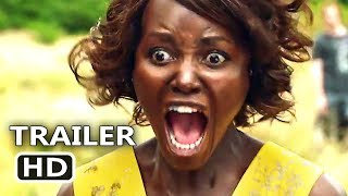 LITTLE MONSTERS Official Trailer 2019 Lupita Nyongo Zombies Movie HD