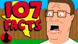 107 King of the Hill Facts YOU Should Know  Channel Frederator