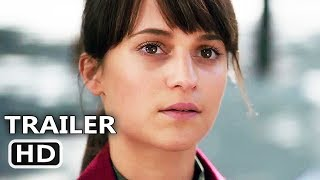 EARTHQUAKE BIRD Trailer 2019 Alicia Vikander Drama