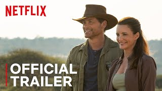 Holiday in the Wild  Official Trailer  Rob Lowe  Kristin Davis Go Wild This Christmas  Netflix