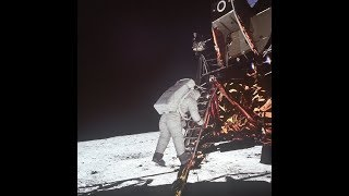 Apollo 11 One Small Step on the Moon for All Mankind