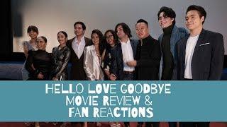 HELLO LOVE GOODBYE MOVIE REVIEW  WITH KATHRYN BERNARDO ALDEN RICHARDS MAYMAY ENTRATA