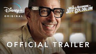 The World According to Jeff Goldblum  Official Trailer  Disney  Streaming November 12