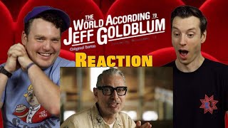 The World According to Jeff Goldblum  Trailer Reaction  Review  Rating