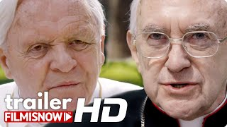 THE TWO POPES Teaser Trailer 2019  Anthony Hopkins Netflix Movie