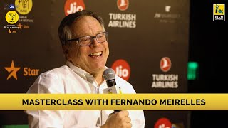 Masterclass With Fernando Meirelles  The Two Popes  Anupama Chopra  Film Companion