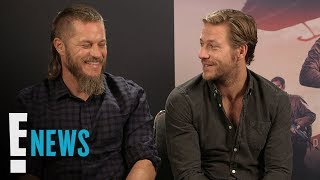 Travis Fimmel And Luke Bracey On Playing Real Soldiers In Danger Close The Battle Of Long Tan  E
