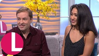 Death in Paradises Ardal OHanlon and Josphine Jobert Reveal on Dealing With the Heat  Lorraine