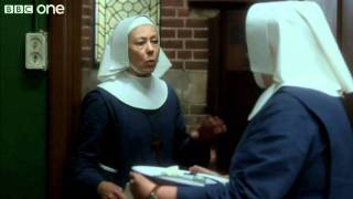 Chummy Arrives at Nonnatus House  Call The Midwife  Series 1 Episode 2  BBC One