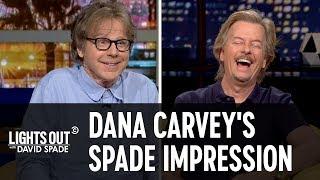 Dana Carvey and David Spade Trade SNL Stories  Lights Out with David Spade