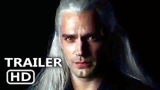 THE WITCHER Official Trailer TEASER 2019 Henry Cavill Netflix Series HD