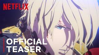 Levius  Official Trailer  Netflix