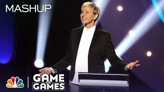 Things You Should Know About Ellen DeGeneres  Ellens Game of Games Mashup