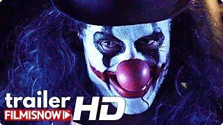 CLOWNADO Final Trailer 2019  Linnea Quigley Cursed Circus Clowns Movie