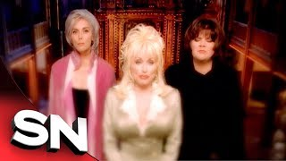 The Trio  Dolly Parton Emmylou Harris and Linda Ronstadts final collaboration  Sunday Night