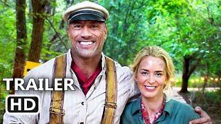 JUNGLE CRUISE Official Production TEASER 2018 Dwayne Johnson Emily Blunt Disney Movie HD