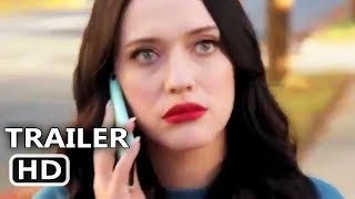 DOLLFACE Trailer  2 2019 Kat Dennings HD