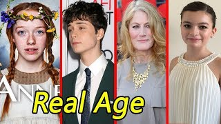 Anne Cast Real Age 2018