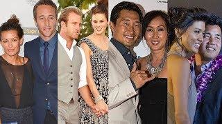 Hawaii Five0  and their real life partners