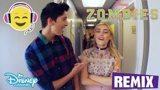 ZOMBIES  Someday REMIX ft Addison and Zedd   Disney Channel UK