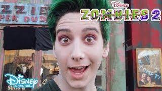 Milo  Meg Reveal ZOMBIES 2 Official Trailer   ZOMBIES 2  Disney Channel UK
