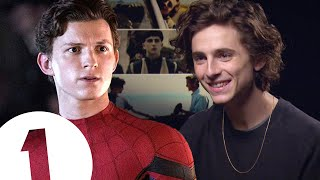 Timothe Chalamet on The King his Story So Far and being mistaken for Tom Holland