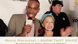 DEBI DERRYBERRY Voice of Jimmy Neutron  more Interviews at I Know that Voice movie premiere