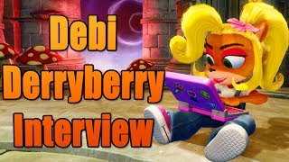 Debi Derryberry Interview The Voice of Coco Bandicoot in the Crash Bandicoot N Sane Trilogy