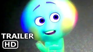 SOUL Official Trailer 2020 Pixar Movie HD