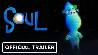 Disney Pixars Soul  Official Trailer 2020 Jamie Foxx Tina Fey