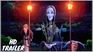 THE ADDAMS FAMILY Celebrating The Family Official TV Spots  Trailer NEW 2019 Animation HD