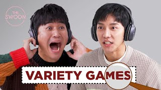 Cast of Busted Season 2 plays oldschool variety games ENG SUB