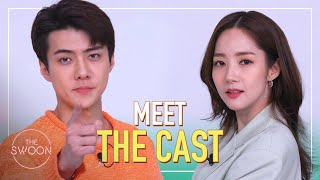 Meet the Cast of Busted Season 2 ENG SUB