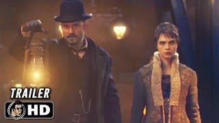 CARNIVAL ROW Official Teaser Trailer HD Cara Delevigne Orlando Bloom