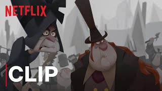 Klaus  Family Feuds  Netflix