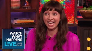 What Keanu Reeves Did To Impress Lauren Lapkus  Between Two Ferns The Movie  WWHL
