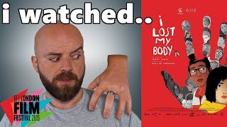 I Lost My Body Jai perdu mon corps Review