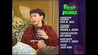 3rd Rock From The Sun Promo Over Fresh Prince Credits  NBC  1996