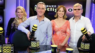 Starz The Missing Cast Interview  AfterBuzz TVs Spotlight On
