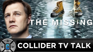 The Missing Actor David Morrissey Interview  Collider TV Talk