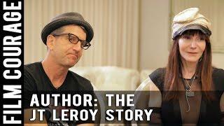 AUTHOR THE JT LEROY STORY  Jeff Feuerzeig  Laura Albert Full Interview