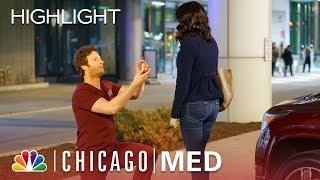Chicago Med   Proposals Episode Highlight