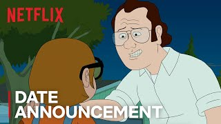 F is for Family  Date Announcement HD  Netflix